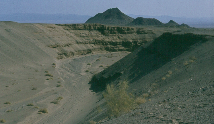 Fload and Wind Erosion in Central Kavir