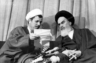 rafsanjani-khomeini