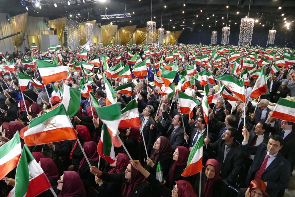 Tirana, Albania, PMOI Nowruz celebration, the Iranian New Year
