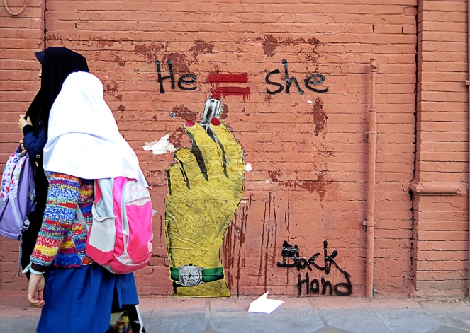 Iran Women Graphics 001