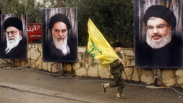 Iran Hezbollah