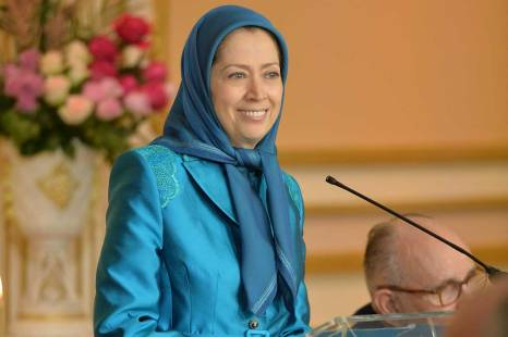 Solidarity with the historic resistance of the people of Iran for freedom